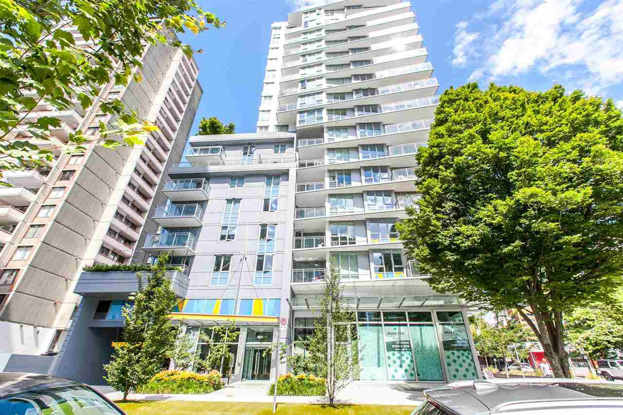 "Main Photo: 507 1009 HARWOOD Street in Vancouver: West End VW Condo for sale in ""Modern"" (Vancouver West)  : MLS®# R2093674"