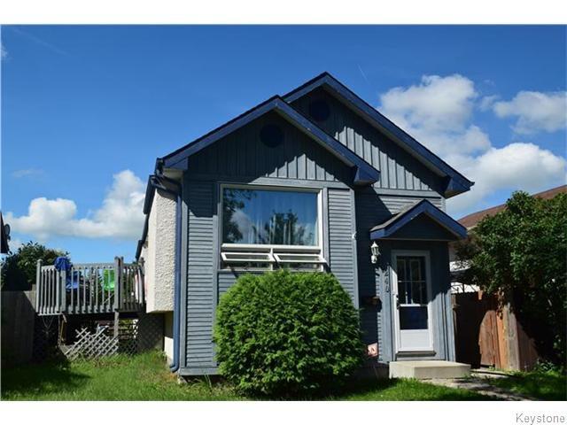 Main Photo: 240 Le Maire Street in Winnipeg: Grandmont Park Residential for sale (1Q)  : MLS®# 1626240