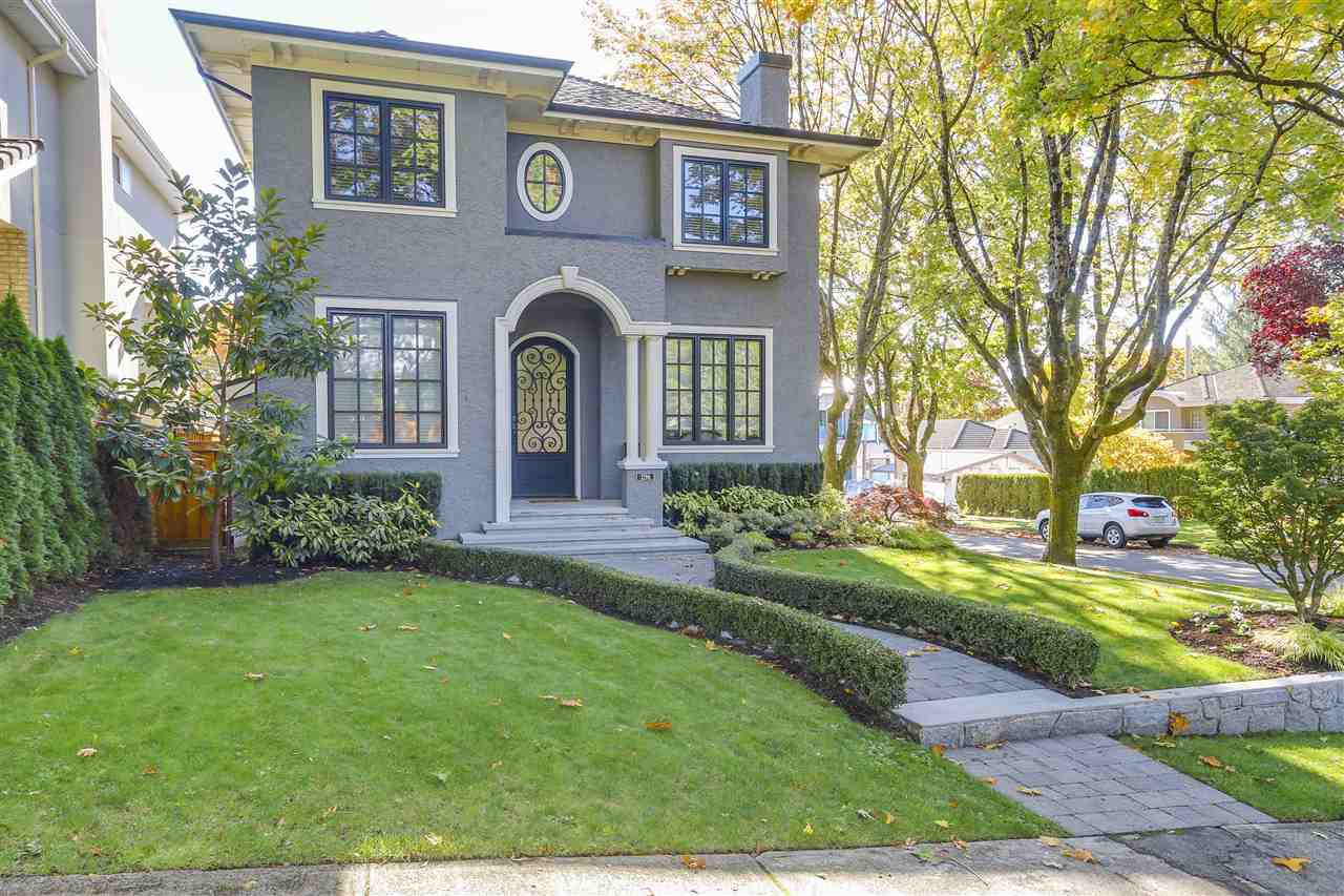 "Main Photo: 2196 W 46TH Avenue in Vancouver: Kerrisdale House for sale in ""Kerrisdale"" (Vancouver West)  : MLS®# R2116330"