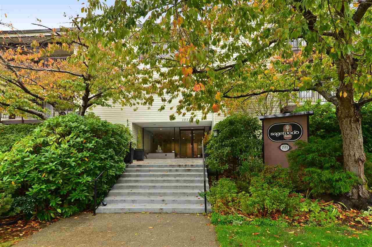 "Main Photo: 104 1555 FIR Street: White Rock Condo for sale in ""Sagewood Place"" (South Surrey White Rock)  : MLS®# R2117536"