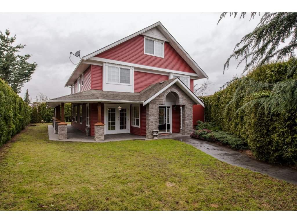 Main Photo: 9521 BROADWAY Street in Chilliwack: Chilliwack E Young-Yale House for sale : MLS®# R2142432