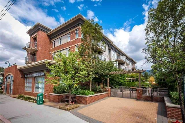 """Main Photo: 308 3240 ST JOHNS Street in Port Moody: Port Moody Centre Condo for sale in """"The Square"""" : MLS®# R2143527"""