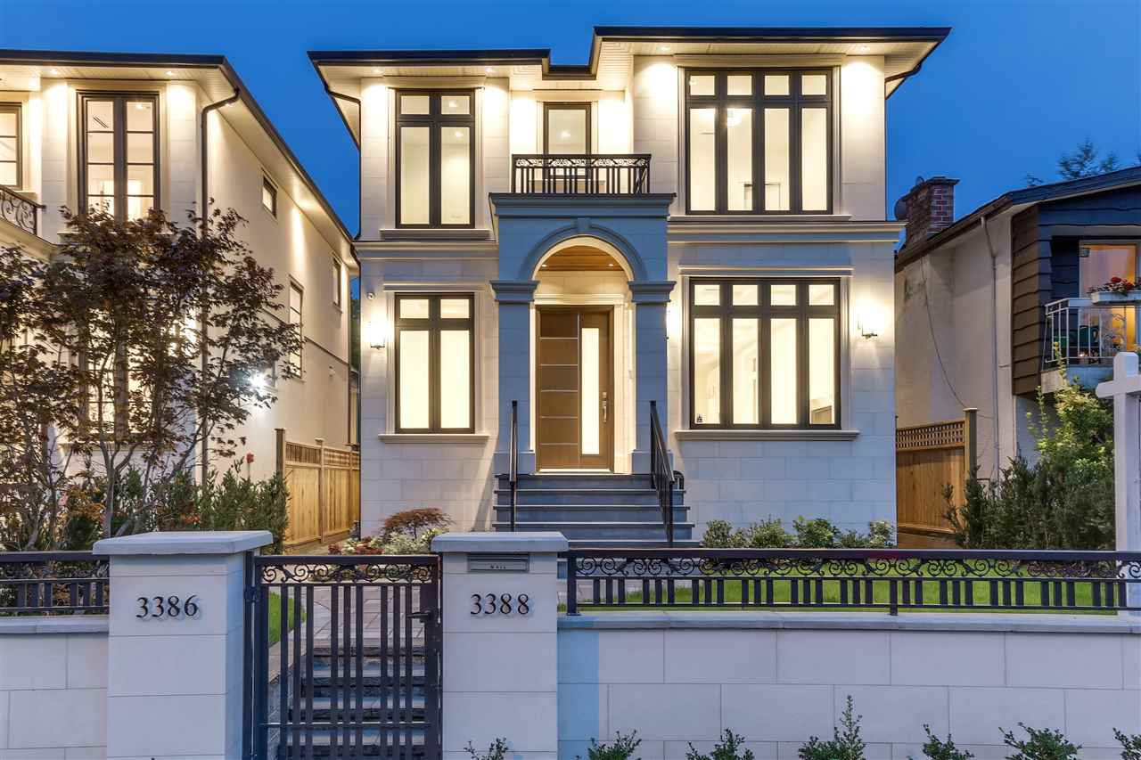 Main Photo: 3388 W KING EDWARD Avenue in Vancouver: Dunbar House for sale (Vancouver West)  : MLS®# R2269560