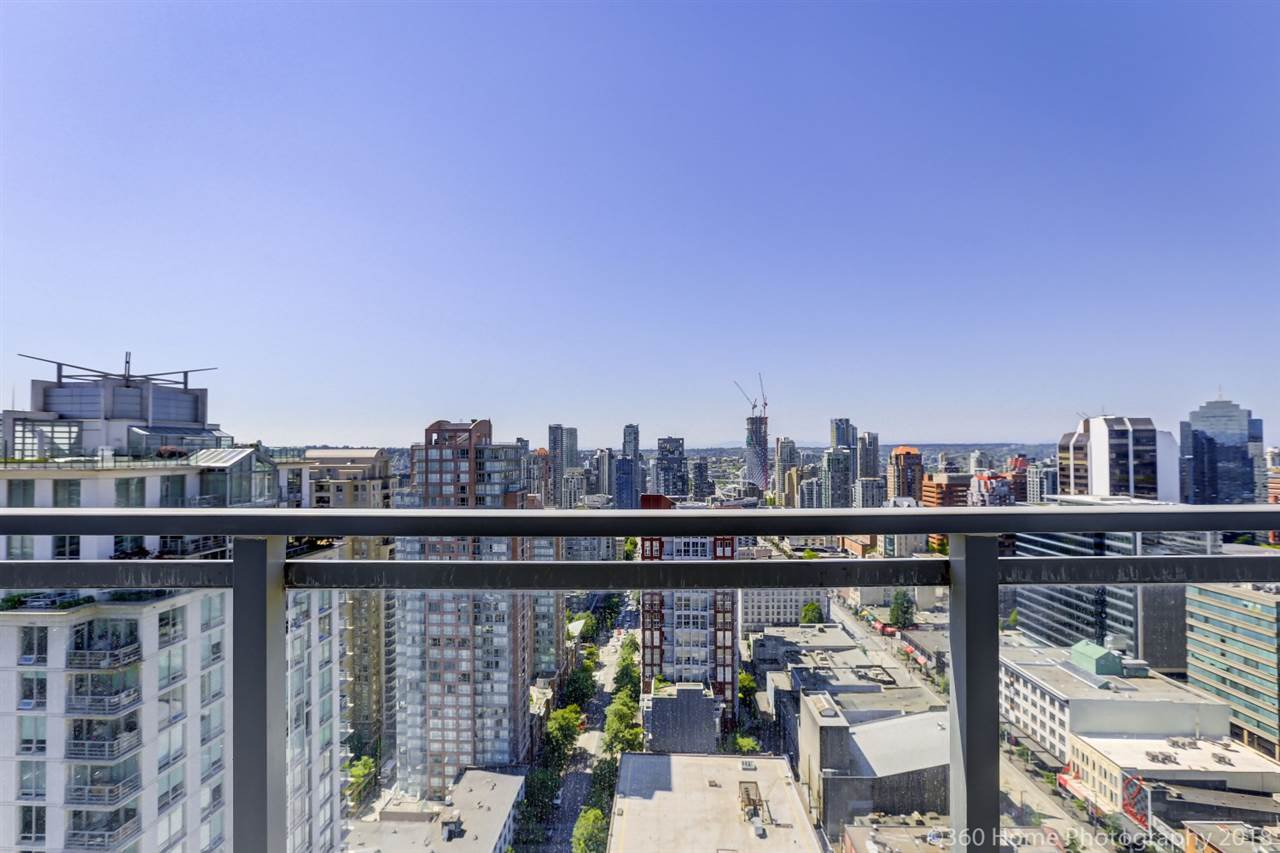 """Main Photo: 2806 833 SEYMOUR Street in Vancouver: Downtown VW Condo for sale in """"Capitol Residences"""" (Vancouver West)  : MLS®# R2282262"""