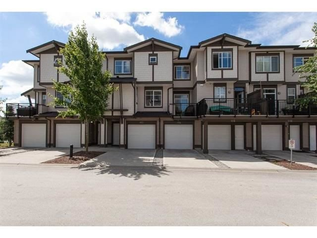 "Main Photo: 113 19433 68 Avenue in Surrey: Clayton Townhouse for sale in ""The Grove"" (Cloverdale)  : MLS®# R2303599"