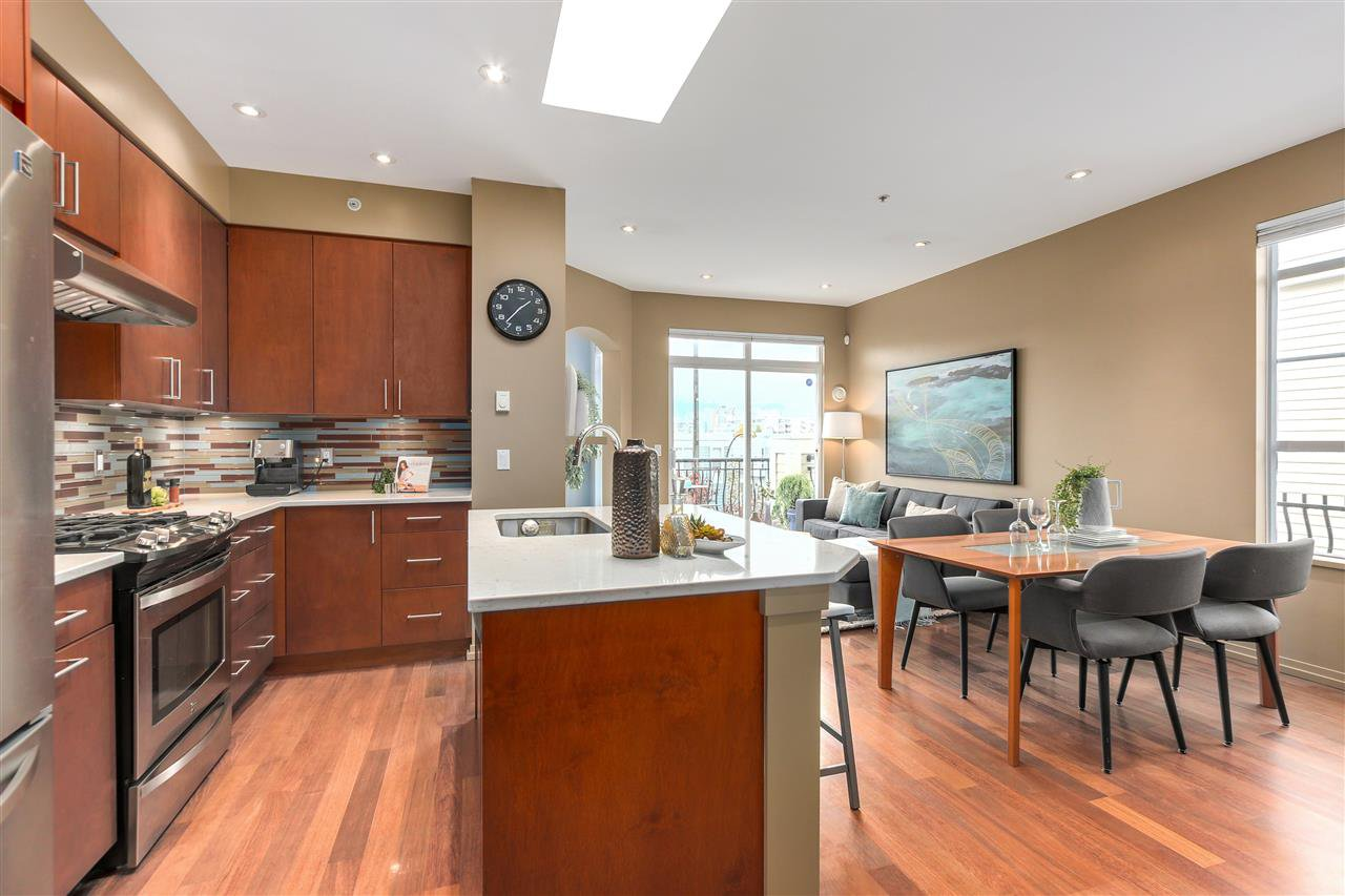 "Main Photo: 306 680 W 7TH Avenue in Vancouver: Fairview VW Condo for sale in ""LIBERTE"" (Vancouver West)  : MLS®# R2319233"