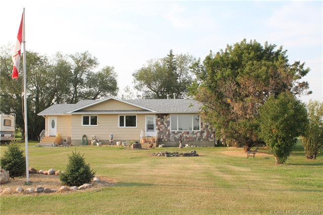 Main Photo: 43254 Range Road 152 in Rural Flagstaff County: Residential for sale : MLS®# CA0152859