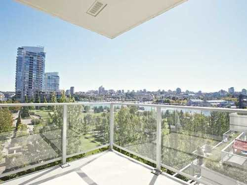 Main Photo: 607 638 BEACH Crescent in Vancouver West: Yaletown Home for sale ()  : MLS®# V1085423