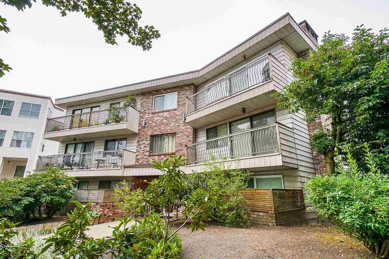 "Main Photo: 104 1334 W 73RD Avenue in Vancouver: Marpole Condo for sale in ""La Rosa Villa"" (Vancouver West)  : MLS®# R2386949"
