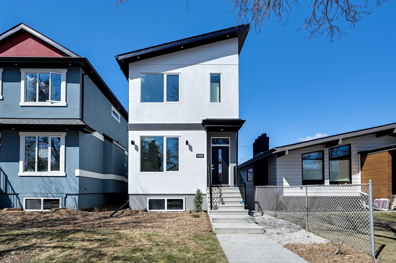 Main Photo: 11016 129 Street in Edmonton: Zone 07 House for sale : MLS®# E4198095