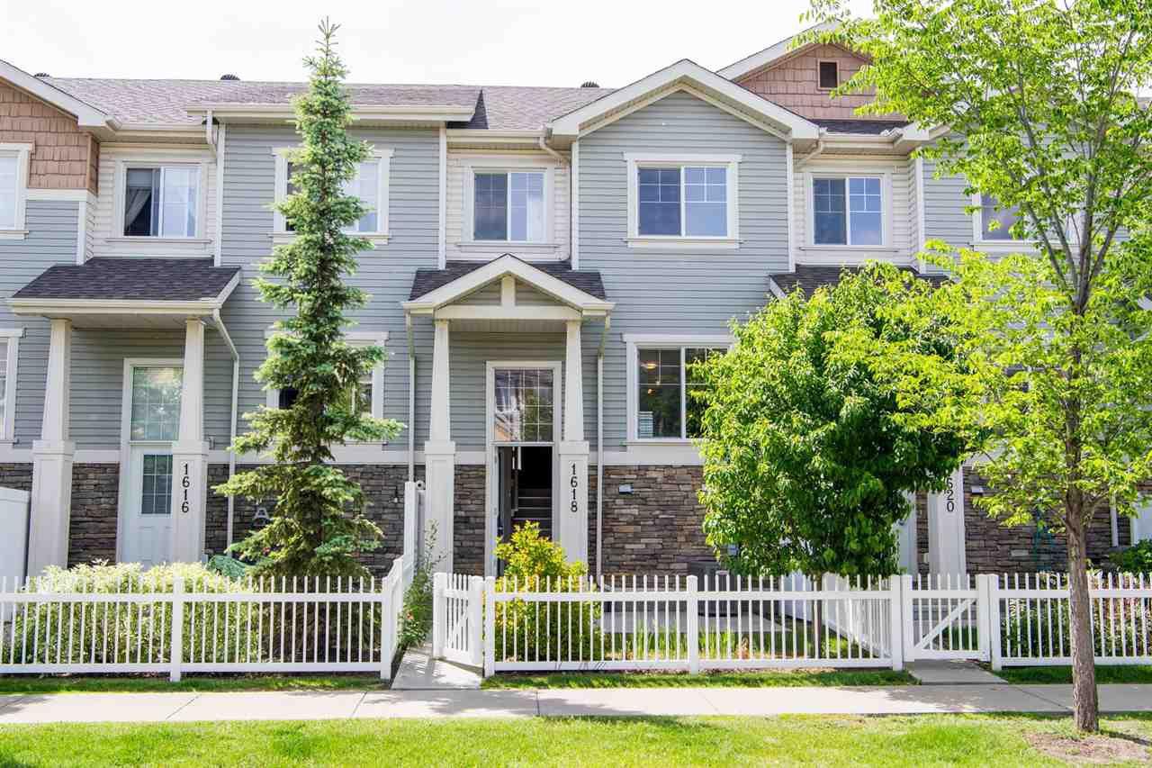 Main Photo: 1618 Towne Centre Boulevard in Edmonton: Zone 14 Townhouse for sale : MLS®# E4203611