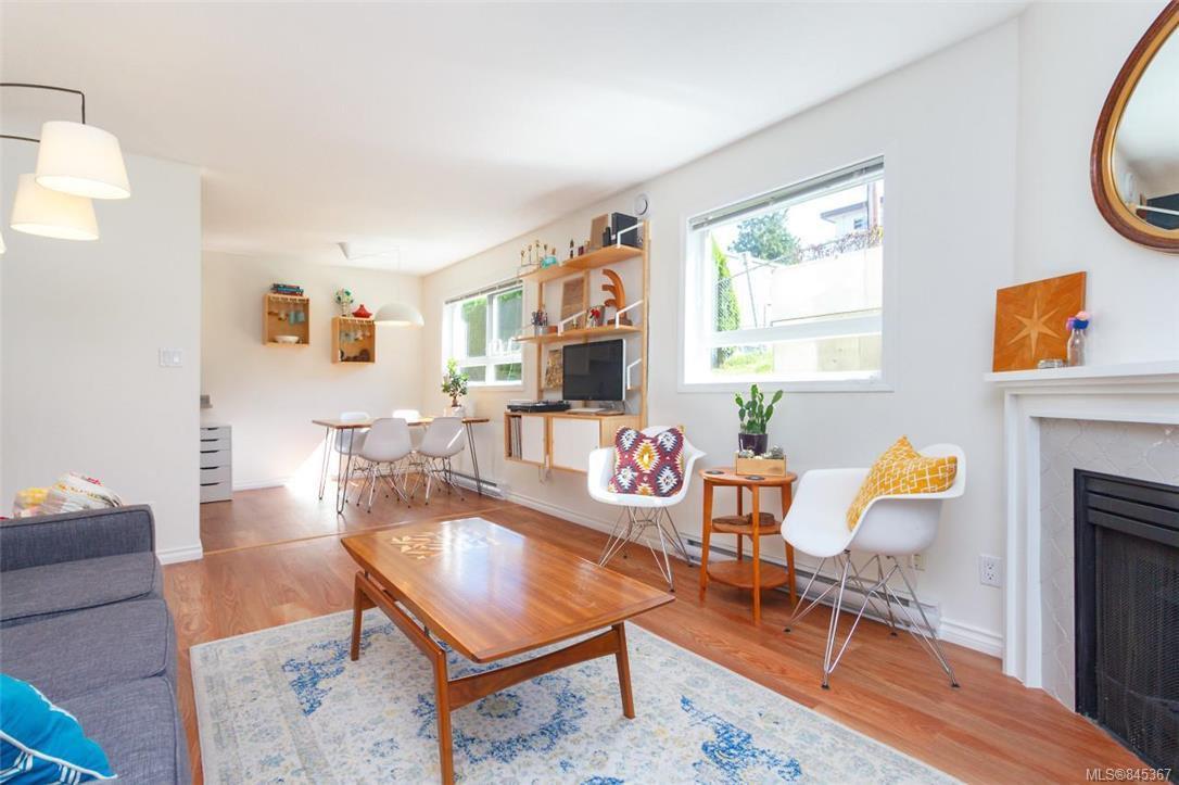Main Photo: 110 2529 Wark St in : Vi Hillside Condo Apartment for sale (Victoria)  : MLS®# 845367