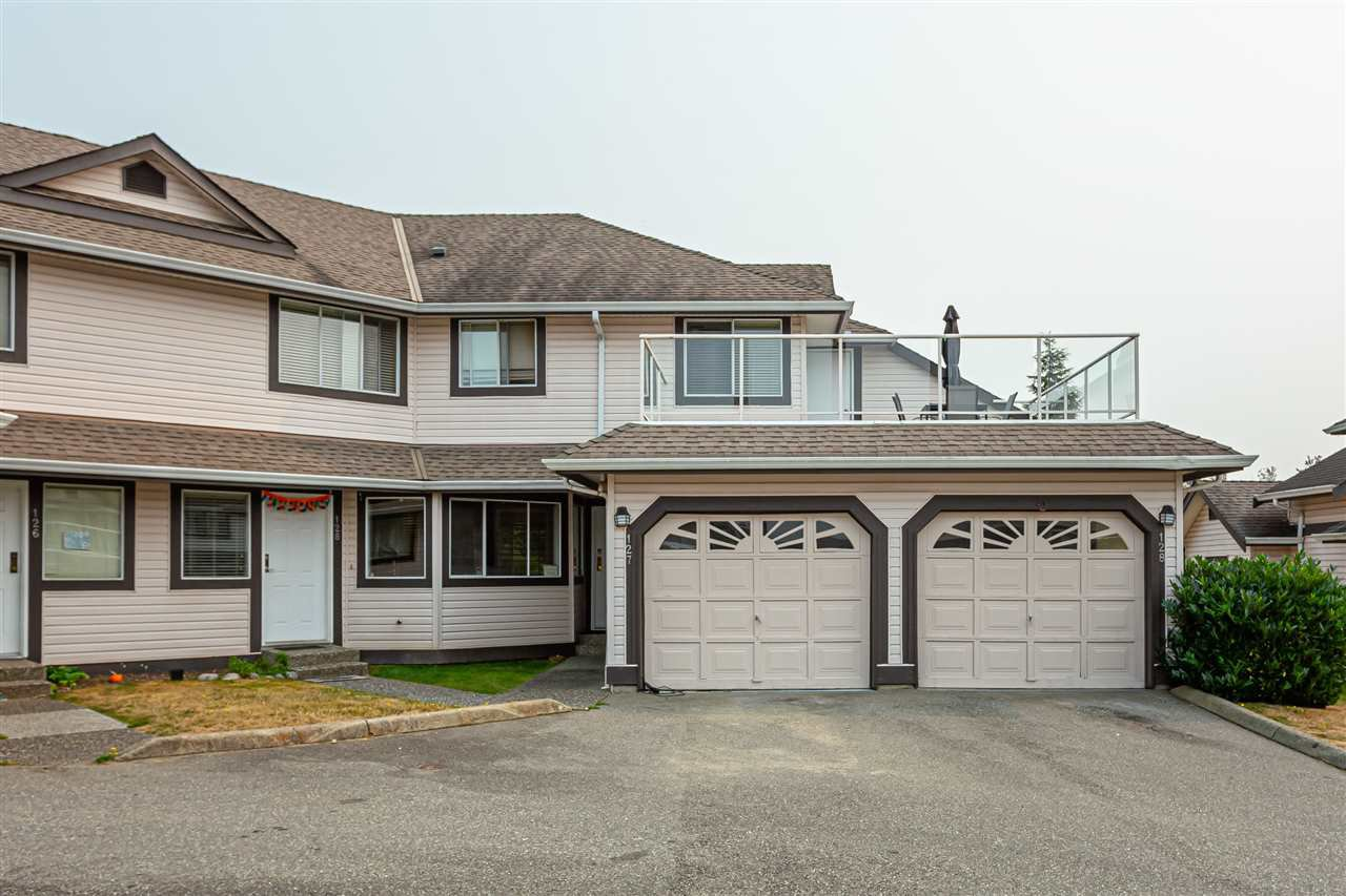 Main Photo: 127 3080 TOWNLINE Road in Abbotsford: Abbotsford West Townhouse for sale : MLS®# R2499574