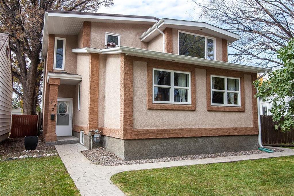 Main Photo: 342 Sydney Avenue in Winnipeg: East Kildonan Residential for sale (3D)  : MLS®# 202023590