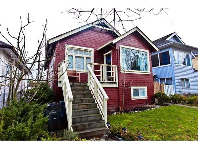 """Main Photo: 3338 INVERNESS Street in Vancouver: Knight House for sale in """"CEDAR COTTAGE"""" (Vancouver East)  : MLS®# V869690"""
