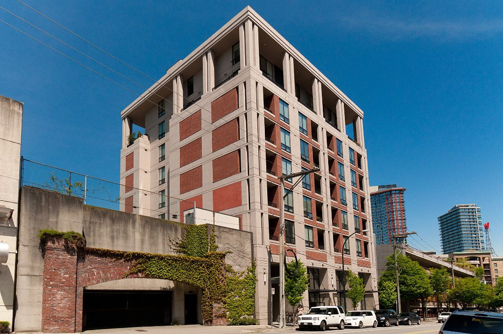 """Main Photo: 502 531 BEATTY Street in Vancouver: Downtown VW Condo for sale in """"531 BEATTY"""" (Vancouver West)  : MLS®# V890275"""
