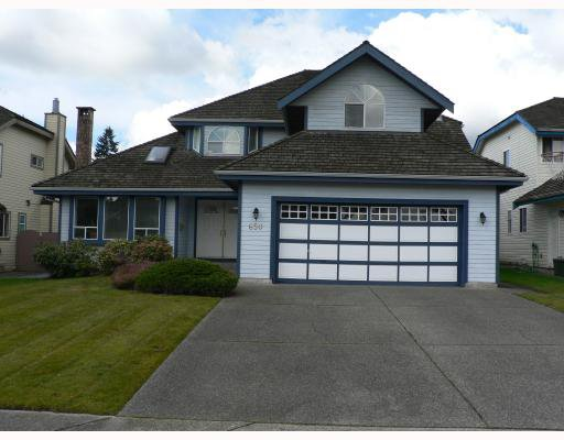 Main Photo: 650 WALNUT Place in Coquitlam: Central Coquitlam House for sale : MLS®# V758941