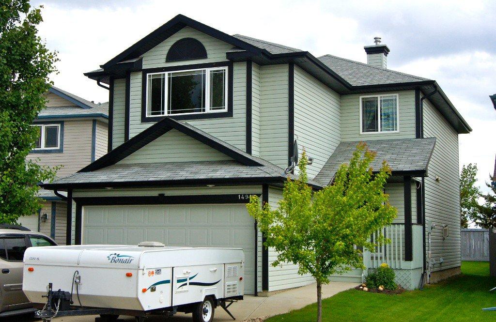 Main Photo: 14911 132 Street NW: Edmonton House for sale : MLS®# E3305034