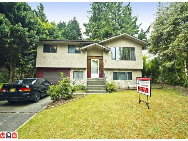 Main Photo: 14376 115th Avenue in Surrey: House for sale : MLS®# F1119817