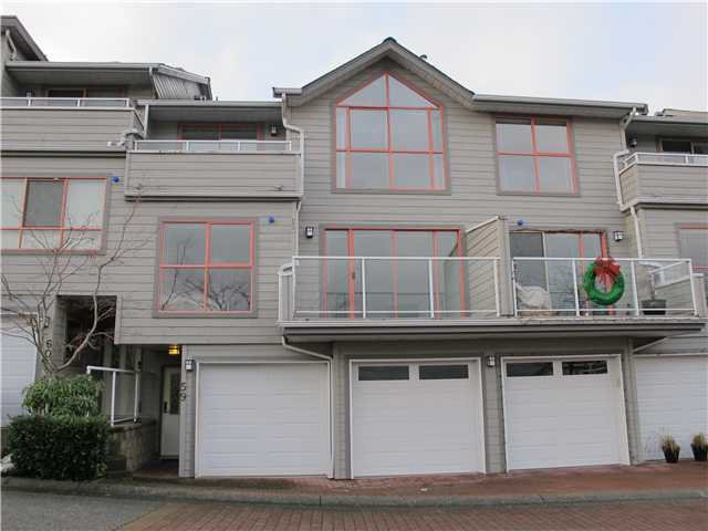 "Main Photo: 59 323 GOVERNORS Court in New Westminster: Fraserview NW Townhouse for sale in ""FRASERVIEW"" : MLS®# V1038870"