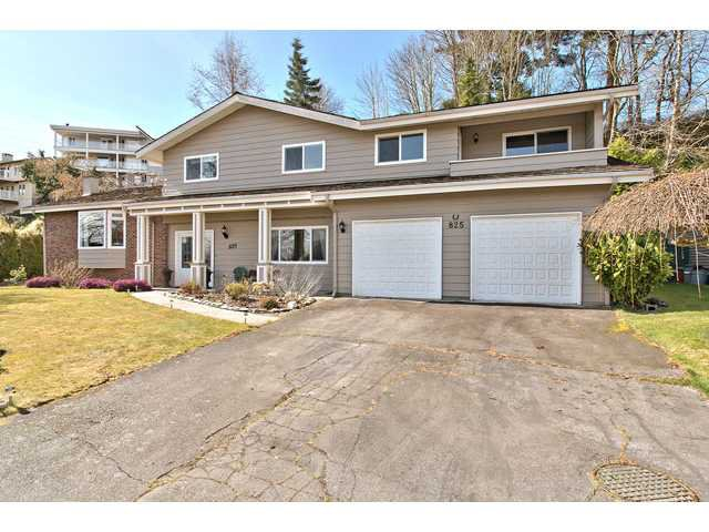 Main Photo: 825 EDEN Crescent in Tsawwassen: Tsawwassen East House for sale : MLS®# V1058618