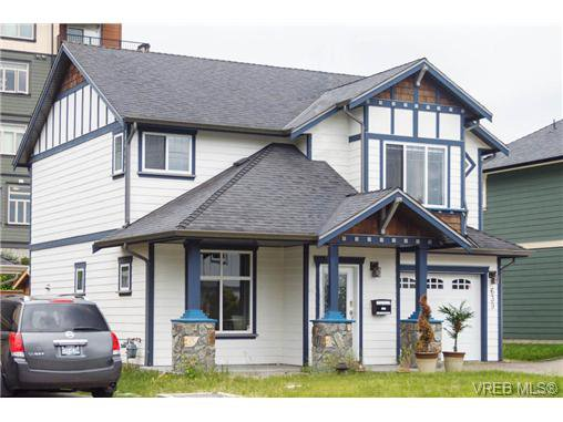 Main Photo: 639 Treanor Ave in VICTORIA: La Thetis Heights Single Family Detached for sale (Langford)  : MLS®# 671823