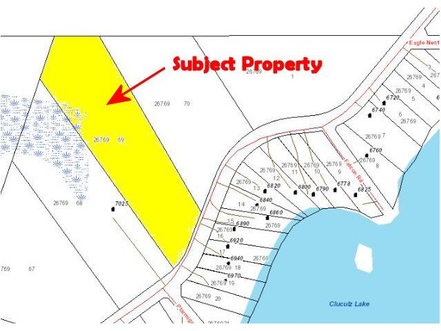 "Main Photo: LOT 69 W MEIER Road in Prince George: Cluculz Lake Land for sale in ""CLUCULZ LAKE"" (PG Rural West (Zone 77))  : MLS®# N240426"