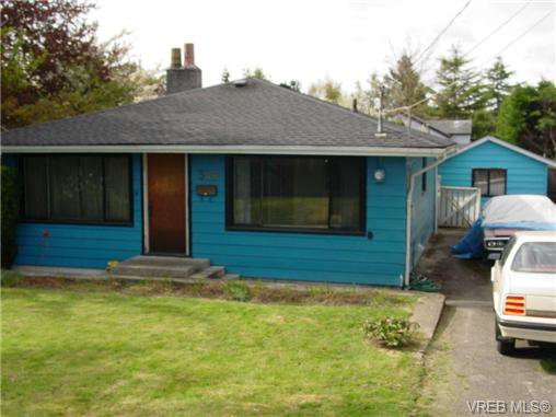 Main Photo: 345 Walter Ave in VICTORIA: SW Gorge Single Family Detached for sale (Saanich West)  : MLS®# 670000