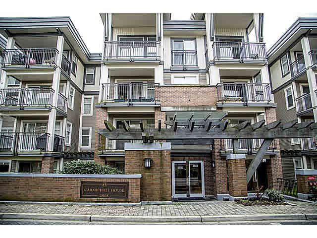 Main Photo: 308 4868 BRENTWOOD Drive in Burnaby: Brentwood Park Condo for sale (Burnaby North)  : MLS®# V1100885