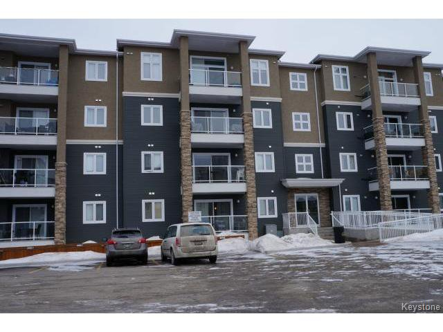 Main Photo: 1143 St Anne's Road in WINNIPEG: St Vital Condominium for sale (South East Winnipeg)  : MLS®# 1502406