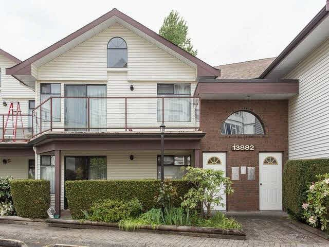 "Main Photo: 202 13882 102 Avenue in Surrey: Whalley Townhouse for sale in ""GLENDALE VILLAGE"" (North Surrey)  : MLS®# F1438802"