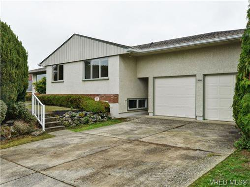 3058 Henderson Road, Oak Bay Victoria, BC V8R 5M5.  Almost 1700