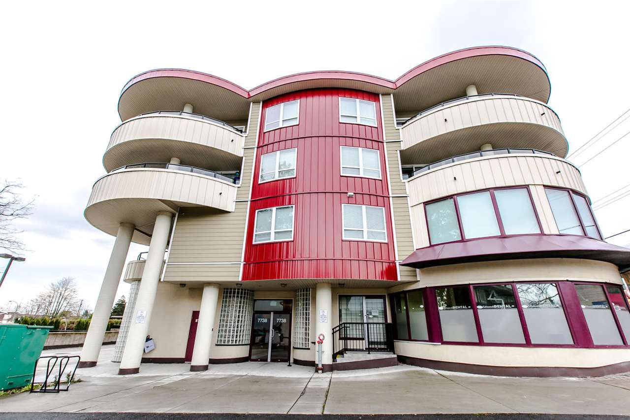 "Main Photo: 207 7738 EDMONDS Street in Burnaby: East Burnaby Condo for sale in ""TOSCANA"" (Burnaby East)  : MLS®# R2018158"