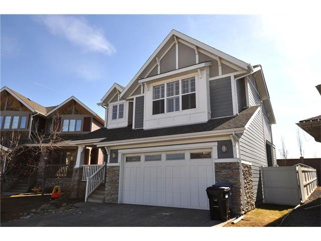 Main Photo: 92 MIKE RALPH Way SW in Calgary: Garrison Green House for sale : MLS®# C4045056