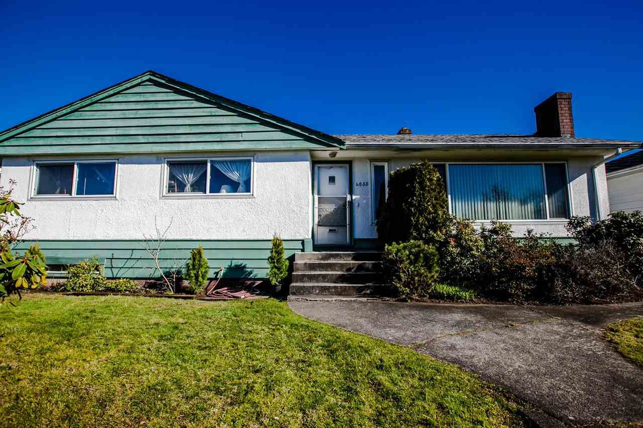 Main Photo: 4655 HIGHLAWN Drive in Burnaby: Brentwood Park House for sale (Burnaby North)  : MLS®# R2037365