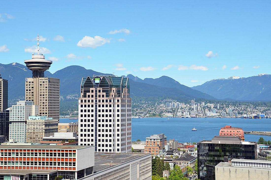 Main Photo: 2802 233 ROBSON Street in Vancouver: Downtown VW Condo for sale (Vancouver West)  : MLS®# R2068442