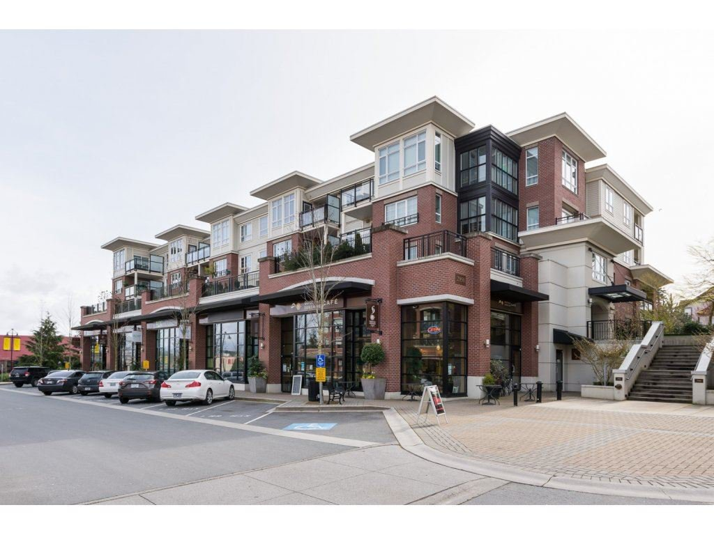 "Main Photo: 408 2950 KING GEORGE Boulevard in Surrey: Elgin Chantrell Condo for sale in ""HIGH STREET"" (South Surrey White Rock)  : MLS®# R2088792"