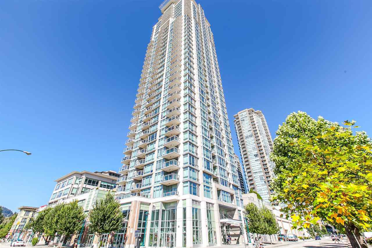 "Main Photo: 2505 2955 ATLANTIC Avenue in Coquitlam: North Coquitlam Condo for sale in ""Oasis"" : MLS®# R2100668"