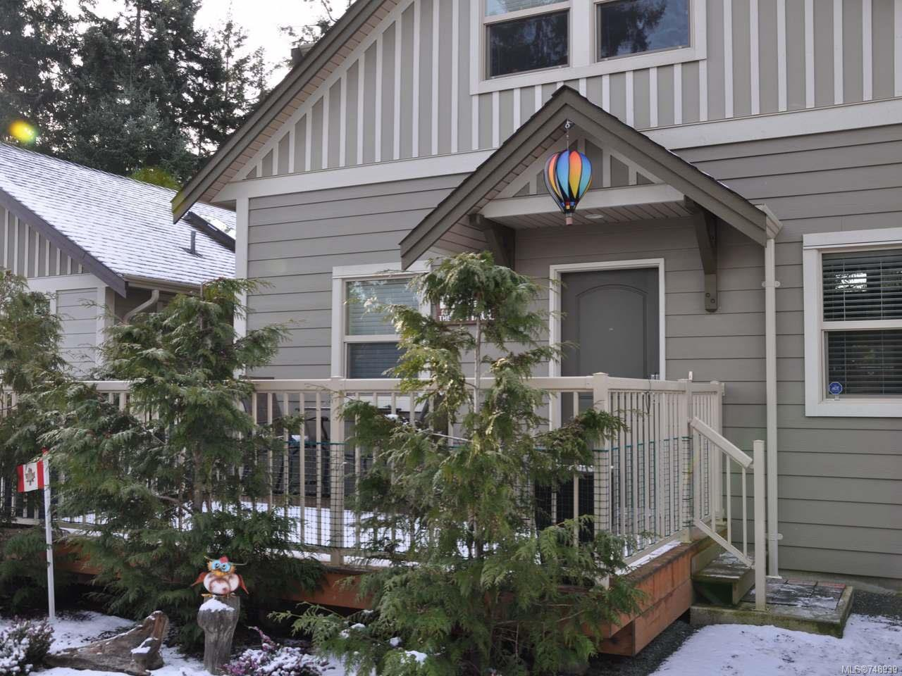 Main Photo: 235 1130 RESORT DRIVE in PARKSVILLE: PQ Parksville Row/Townhouse for sale (Parksville/Qualicum)  : MLS®# 748939