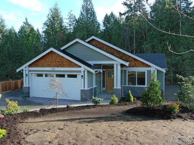 Main Photo: 512 Bickford Way in VICTORIA: ML Mill Bay Single Family Detached for sale (Malahat & Area)  : MLS®# 689610