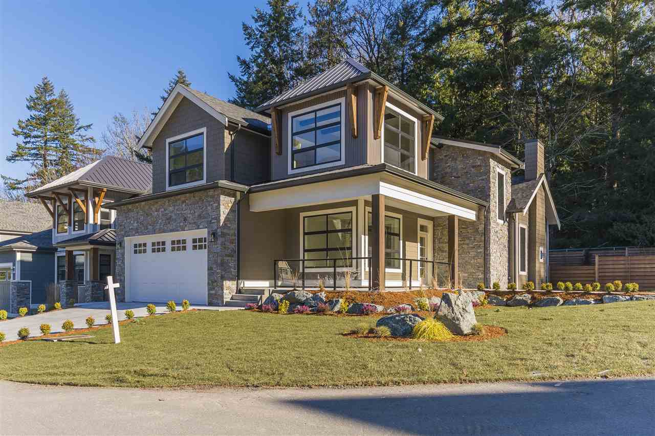 "Main Photo: 25 1885 COLUMBIA VALLEY Road: Lindell Beach House for sale in ""AQUADEL CROSSING"" (Cultus Lake)  : MLS®# R2250005"