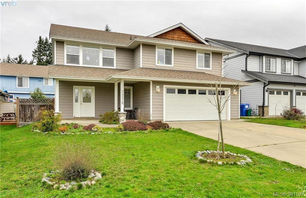 Main Photo: 2272 Church Hill Dr in SOOKE: Sk Sooke Vill Core House for sale (Sooke)  : MLS®# 787204