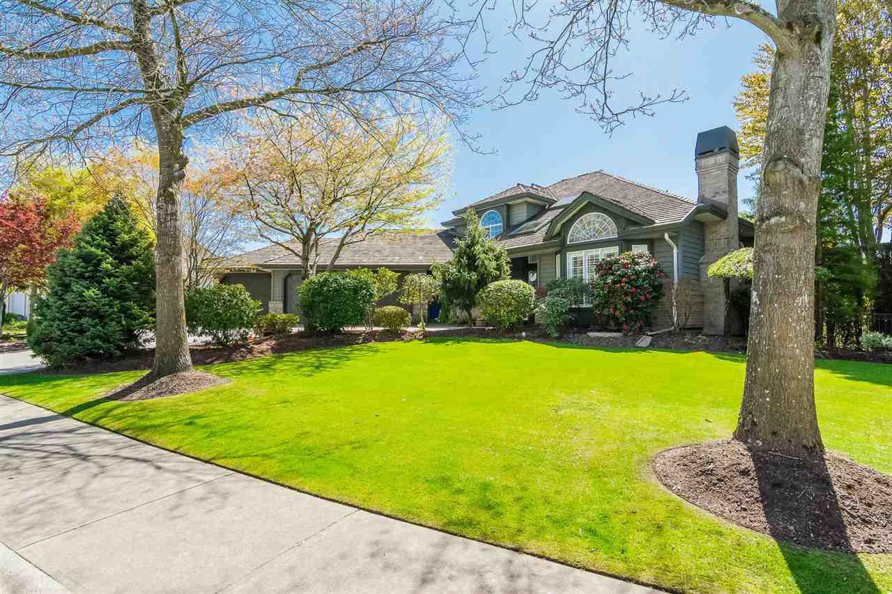 "Main Photo: 16296 HIGH PARK Avenue in Surrey: Morgan Creek House for sale in ""Morgan Creek"" (South Surrey White Rock)  : MLS®# R2279216"