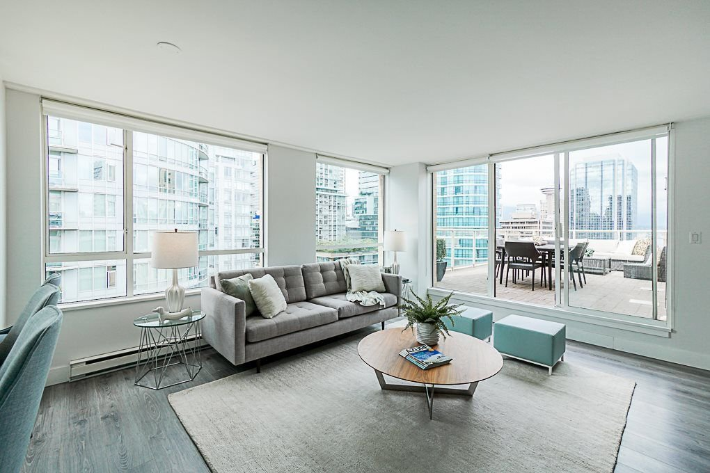 """Main Photo: 1502 822 HOMER Street in Vancouver: Downtown VW Condo for sale in """"GALILEO"""" (Vancouver West)  : MLS®# R2291700"""