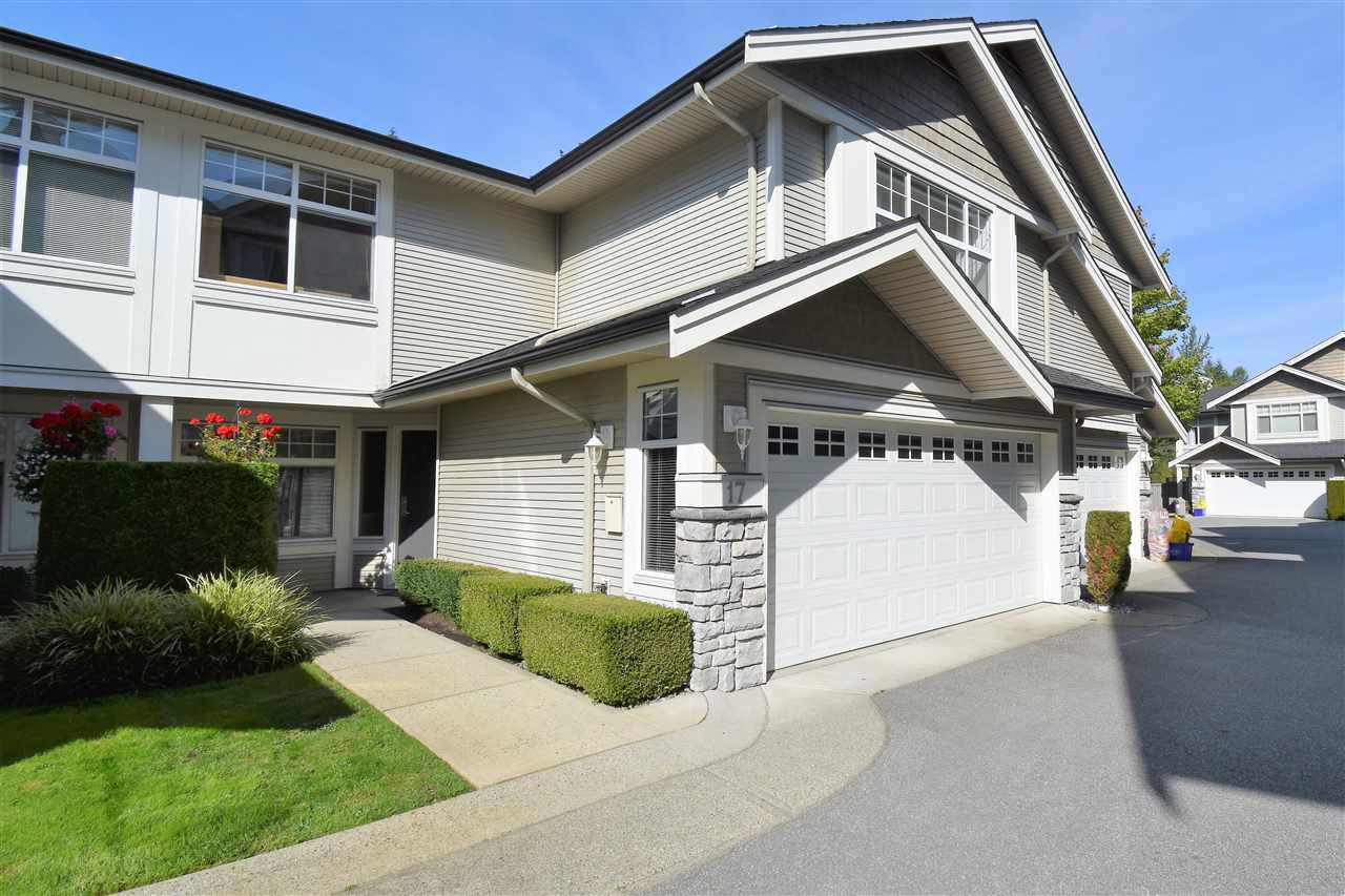 "Photo 1: Photos: 17 23343 KANAKA Way in Maple Ridge: Cottonwood MR Townhouse for sale in ""Cottonwood Grove"" : MLS®# R2311042"