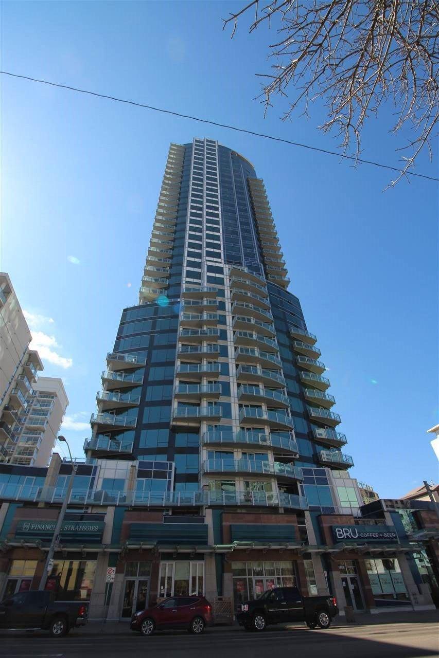 Main Photo: 701 11969 JASPER Avenue in Edmonton: Zone 12 Condo for sale : MLS®# E4156016