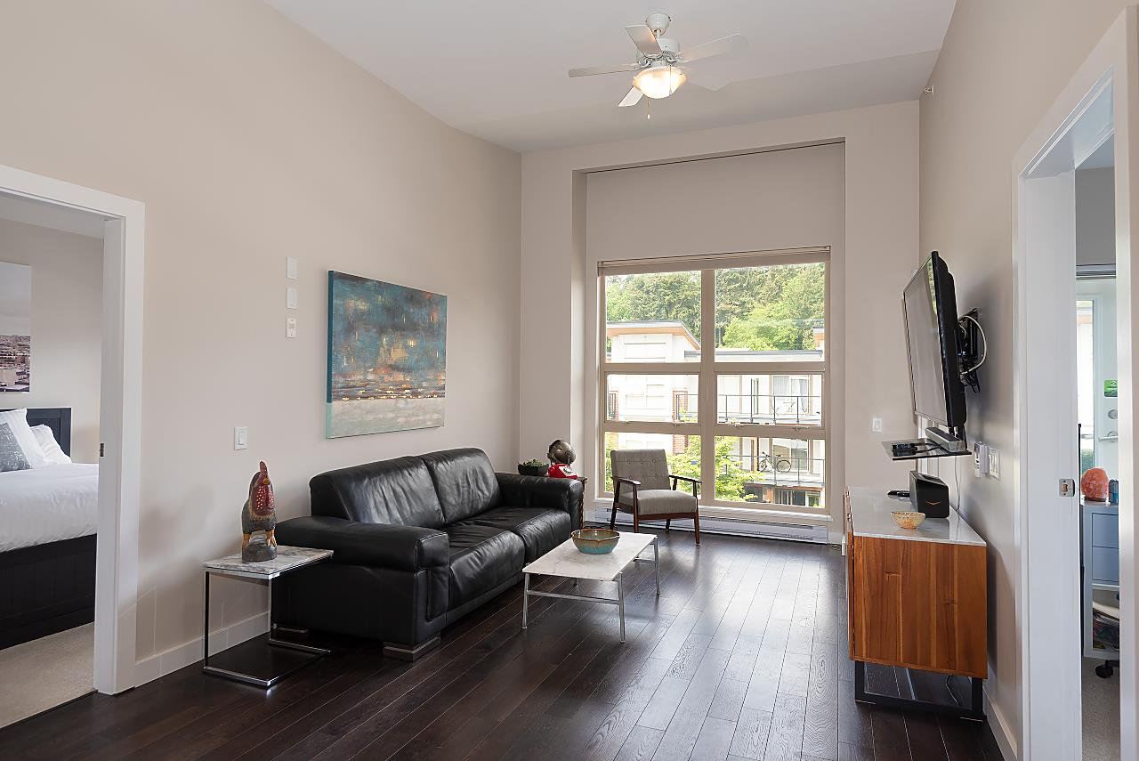 "Photo 7: Photos: 411 1182 W 16TH Street in North Vancouver: Norgate Condo for sale in ""The Drive 2"" : MLS®# R2376590"