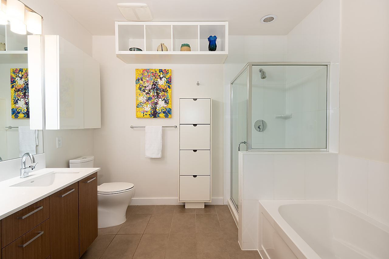 "Photo 15: Photos: 411 1182 W 16TH Street in North Vancouver: Norgate Condo for sale in ""The Drive 2"" : MLS®# R2376590"