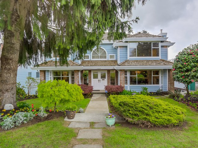 Main Photo: 7866 Vivian Drive in Vancouver: Home for sale : MLS®# V1116642