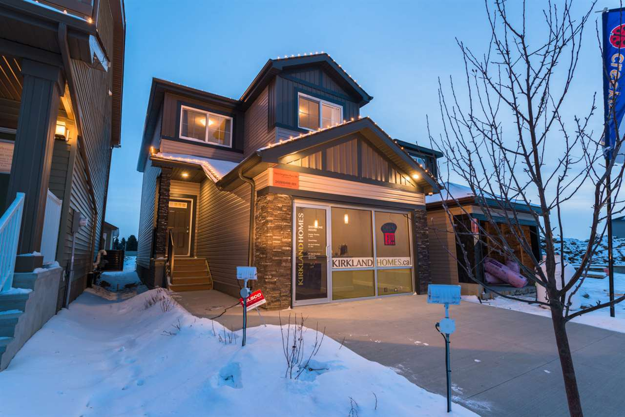 Main Photo:  in Edmonton: Zone 55 House for sale : MLS®# E4162066